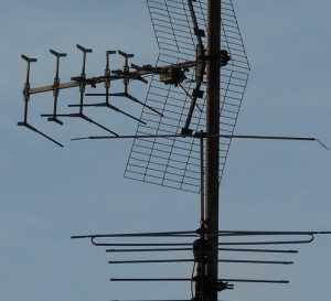 puntamento antenna tv Milano