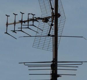 Antennista a Arese